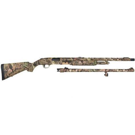 Mossberg 12 Gauge Turkey Shotgun With Slug Barrel