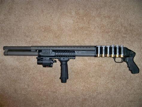 Mossberg 16 Gau Home Defense Pump Shotgun Video