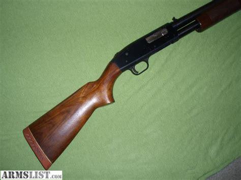 Mossberg 16 Gauge Pump Shotgun For Sale
