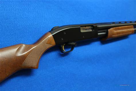 Mossberg 20 Ga Pump For Sale