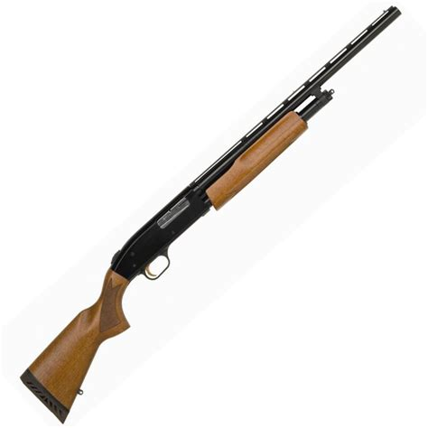 Mossberg 20 Ga Pump Shotgun Value
