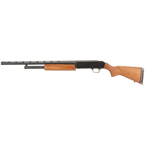 Mossberg 20 Gauge Pump Shotgun Chokes
