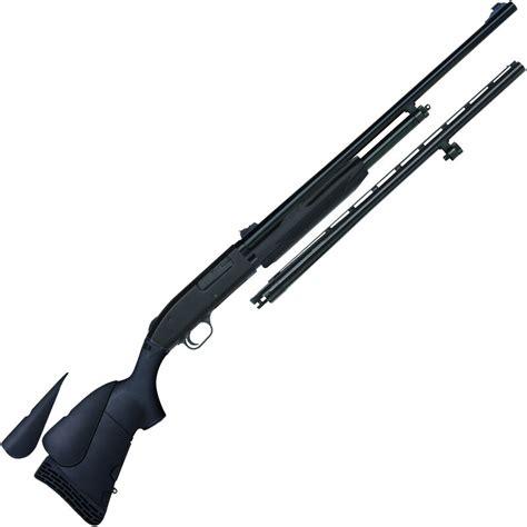 Mossberg 20 Gauge Pump Shotgun Combo