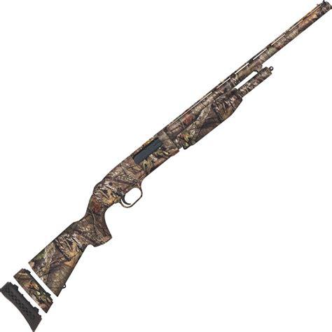 Mossberg 20 Gauge Pump Youth Shotgun Camo