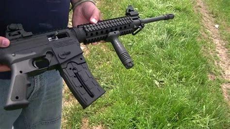 Mossberg 22 Caliber Assault Rifle