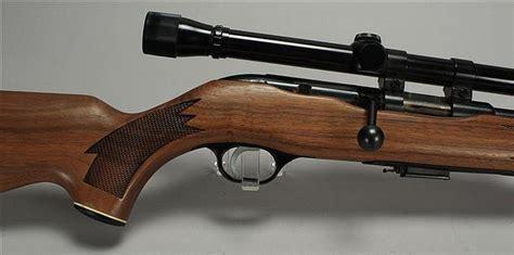 Mossberg 22 Magnum Rifle Bolt Action