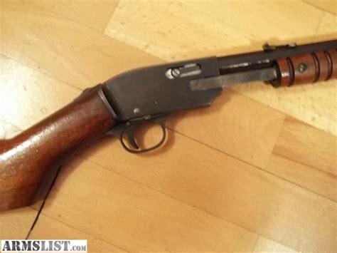 Mossberg 22 Rifle Pump