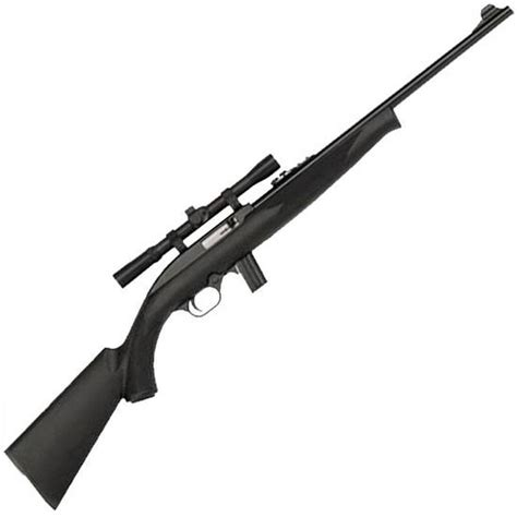 Mossberg 22 Youth Rifle And Nice 22 Rifles For Sale