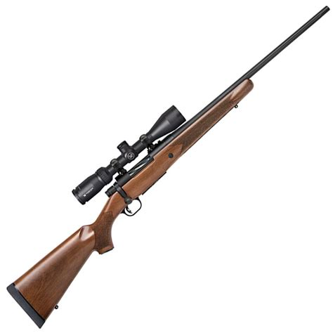 Mossberg 243 Rifle With Scope
