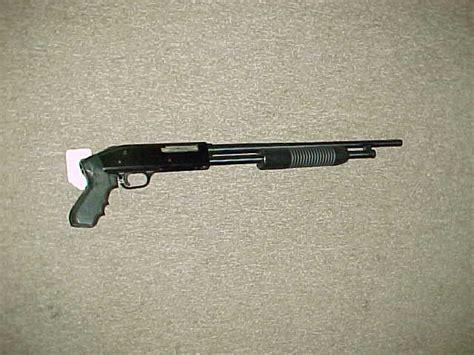 Mossberg 410 Pump Pistol Grip