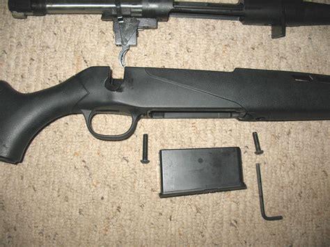 Mossberg 4x4 Trigger Job