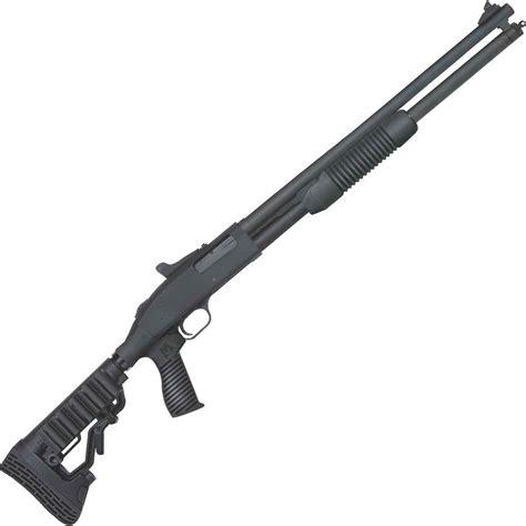 Mossberg 500 20 Gauge Pump-action Shotgun Field Deer Combo