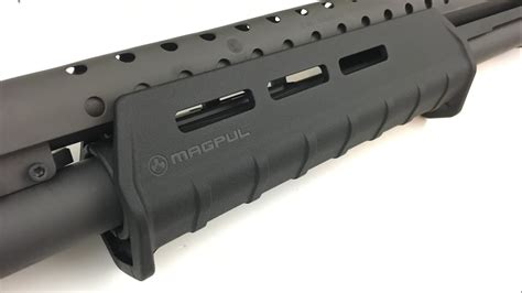 Mossberg 500 590 Magpul Forend Installation Keep Your Heatshield