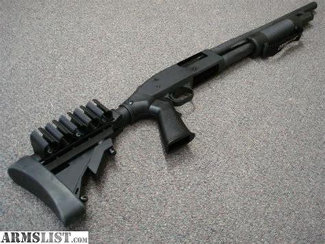 Mossberg 500 6 Shot 12 Gauge Adjustable Stock Pump Shotgun