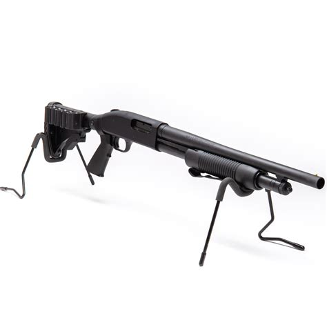 Mossberg 500 Adjustable Stock