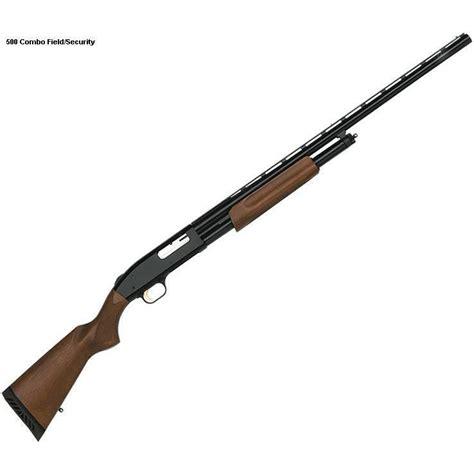 Mossberg 500 Combo Field Security Pump Shotgun