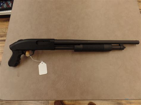Mossberg 500 Defense Shotgun