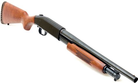 Mossberg 500 Field 410 Pump Action Shotgun Review