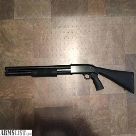 Mossberg 500 Fixed Pistol Grip Stock