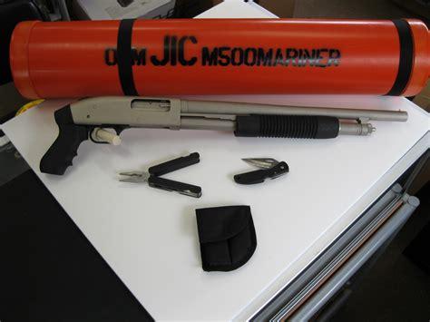 Mossberg 500 Jic Mariner For Sale