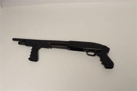 Mossberg 500 Pistol Grip Pump Shotgun