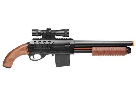 Mossberg 500 Pistol Grip Shotgun Airsoft