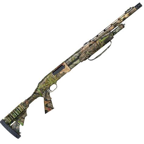Mossberg 500 Pump Action Shotgun Camo