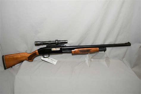 Mossberg 500 Rifled Barrel Shotgun For Sale