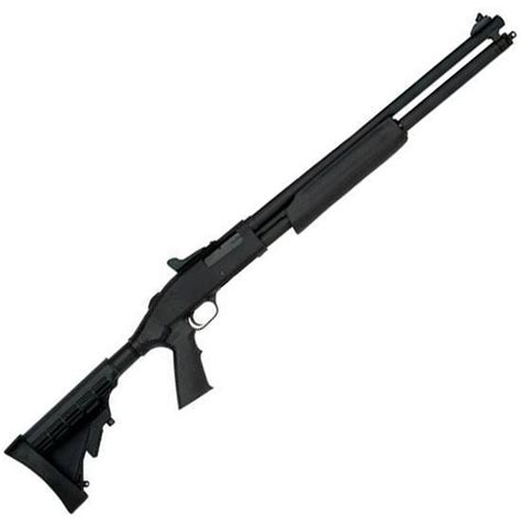 Mossberg 500 Special Purpose 410 Pump Shotgun Review
