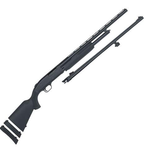 Mossberg 500 Super Bantam Combo 20 Gauge Pump Shotgun