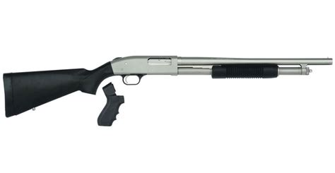 Mossberg 500 Tactical Mariner 12 Gauge Shotgun With Marinecote Finish