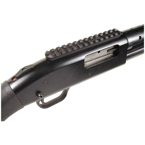 Mossberg 500 Tactical Picatinny Rail