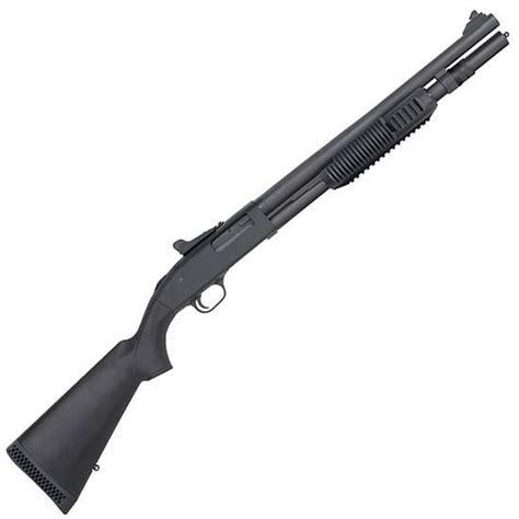 Mossberg 590a1 Mil Spec 18 5in 12 Ga Parkerized Black