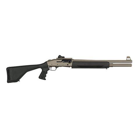 Mossberg 930 Spx 18 5 12 Gauge Semi-auto Shotgun