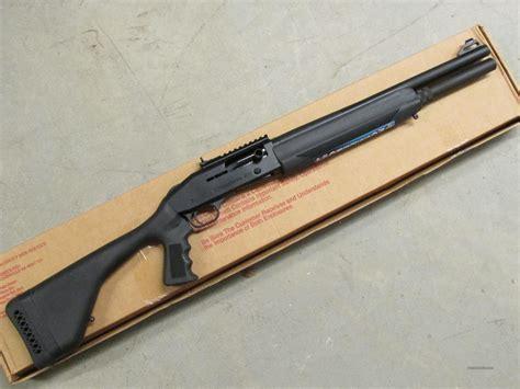 Mossberg 930 Spx Blackwater Tactical 12 Gauge Shotgun