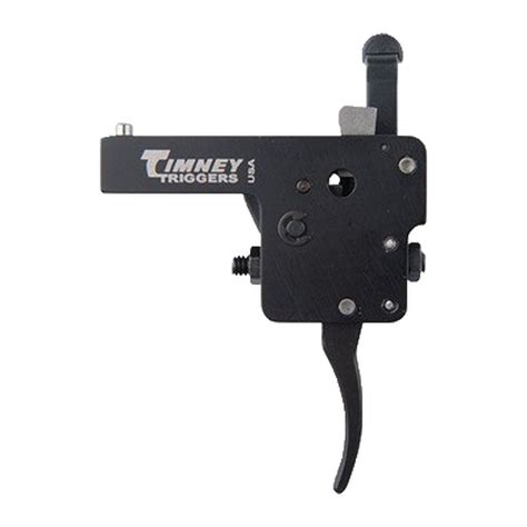 Mossberg Lba Long Action Replacement Trigger From Timney