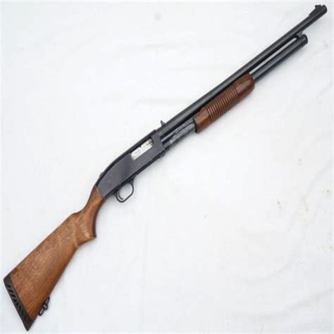 Mossberg Model 500 Spx Pump Shotgun