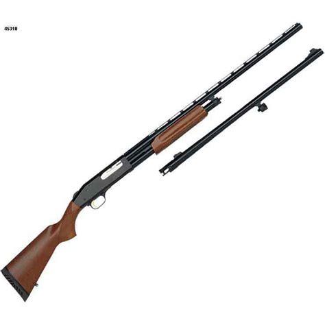 Mossberg Model 535 Ats Pump Action Shotgun Field Deer Combos