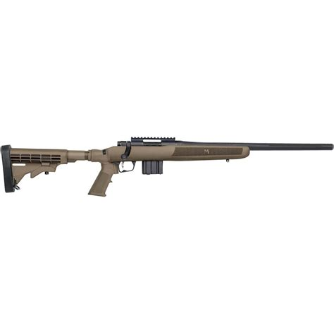 Mossberg Mvp Flex 223 Remington 5 56 Nato Bolt-action Rifle