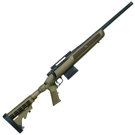 Mossberg Mvp Flex Bolt Action Rifle 308 Win