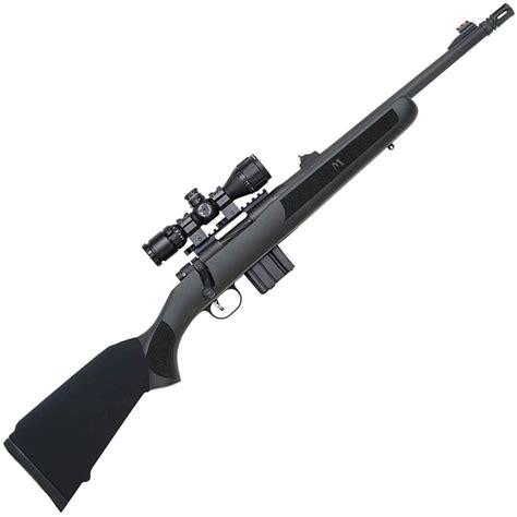 Mossberg Mvp Patrol Scoped Combo Rifle