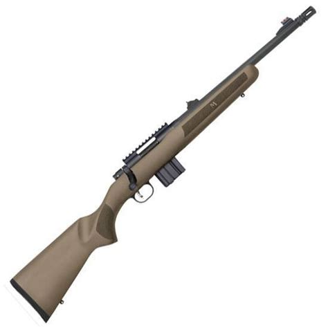 Mossberg Mvp Patrol Tactical Boltaction Rifles Review