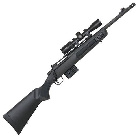 Mossberg Mvp Scout Combo Rifle 308 Win 16 25 Bbl Blk