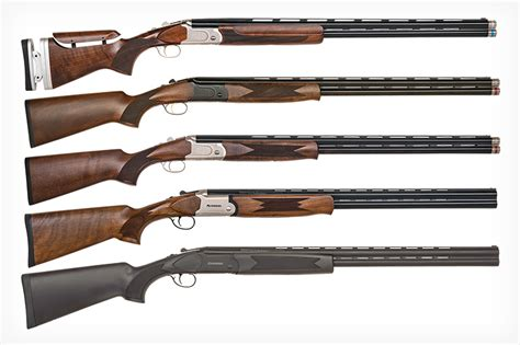 Mossberg O U Over-and-under Silver Reserve 12ga Shotgun
