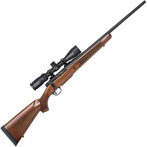 Mossberg Patriot 3006 Rifle With Scope And Ncstar Gen3 Uss 39x40mm P4 Sniper Rifle Scope