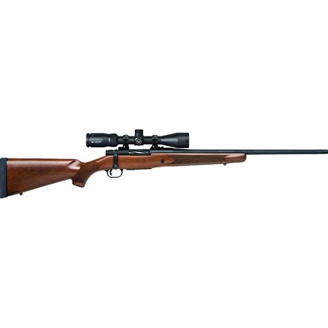 Mossberg Patriot Bolt Action Rifle 308 Winchester And Ranch Rifle 308