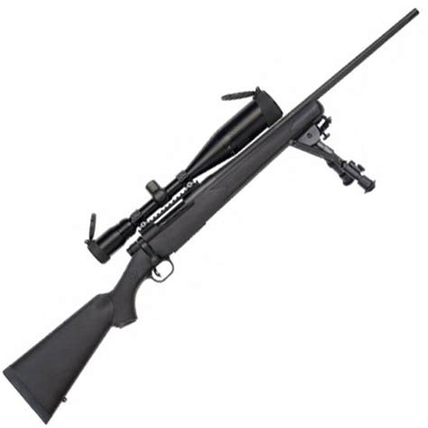 Mossberg Patriot Night Train Bolt Action Rifle 308 Review