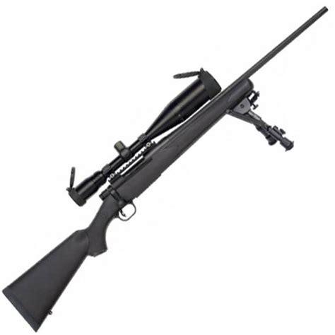 Mossberg Patriot Night Train Bolt Action Rifle 308 Win 22