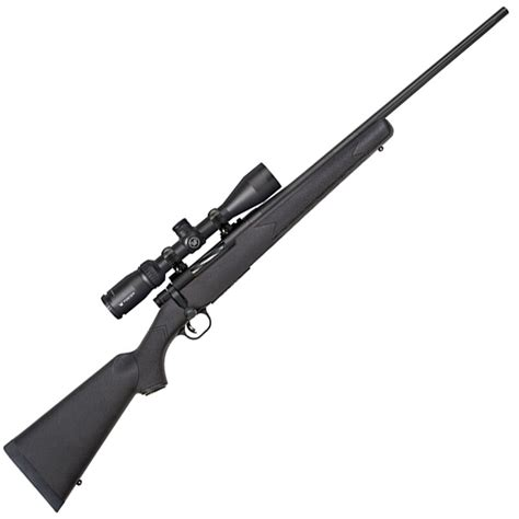 Mossberg Patriot Synthetic 270 Winchester Boltaction Rifle With Vortex Scope
