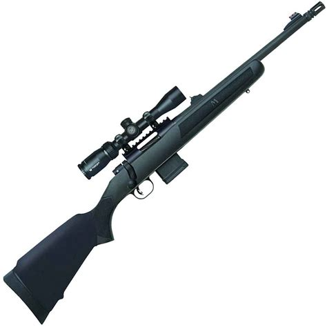Mossberg Patrol Rifle Review